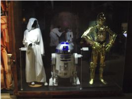 Princess Leia, R2-D2, C-3PO by theneopetmaster