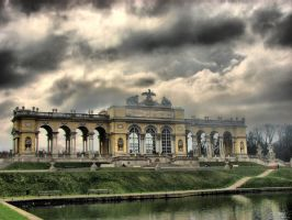 Vienna Schoenbrunn Palace 5 by staffansladik