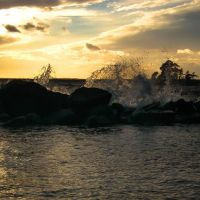 Wind, Water, Waves II by Photopathica