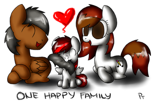 One Happy Family by Laffy372