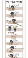 TMI - Malec and the phone by Felwyn