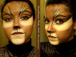 Exotica Makeup by eglem