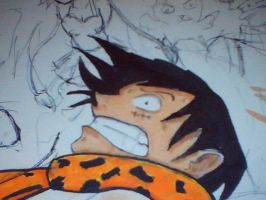 luffy unfinished by Cryis