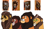 The Lion Guard (WIP) by Mellise