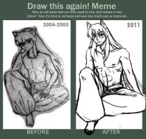 Draw This Again Meme by Roots-Love