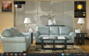 My Win7 Living Room Desktop - 26-2-2012 by rvc-2011