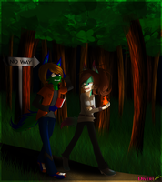 Lost in the Wood by Divert-S