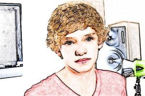 Cody Simpson Art by DemiFan101