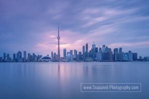 Toronto Skyline | Canada by Ssquared-Photography