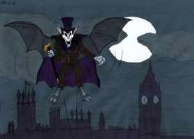 The Demon of London by Mara999