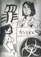 Female Japanese Crime by marcieness