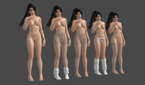 Momiji Body Re-build v2.0 by bstylez