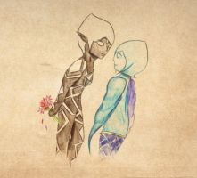 Flowers for Fi (GhiraFi!) by Vembra-Isles