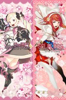 Fire Emblem: Fates - Elise and Sakura by Ventuswill