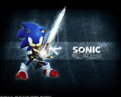 SBK Wallpaper Sonic Logo US by Nawamane