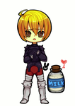 Ramza will protect this Milk by XHolyKnightAgrias