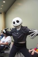 Jack Skellington Cosplay by CannibalicZombie