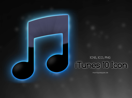 iTunes Icon Replacement [REUPLOAD] by the-moooritz