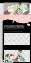 Sweet Love: A Tutorial by armagaten