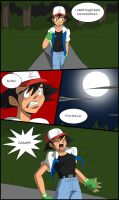 Pokemon Were-Woman Ash TF 1 by tfsubmissions
