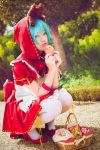 Riding Hood Miku - Shortbread Break by TrustOurWorldNow