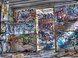 UrbEx HDR XVIII by digitalminded