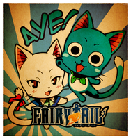 Fairy Tail by Magnum-Redstar