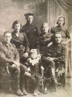 Old family photo by Angelov-net