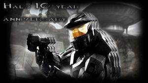 Halo 10 year anniversary wal.. by AlCappachino
