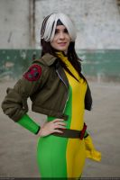 Rogue of the X-Men by Kythana
