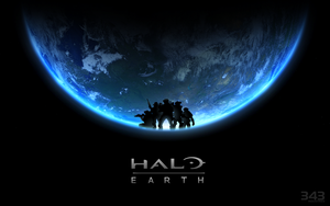 Halo: Earth by iProtiige