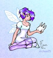Neopets Tooth Faerie by aichan25
