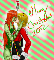 Merry Christmas 2012 by PeppermintBat