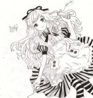 Alice In Wonderland (finished wip) by Zinniss
