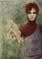 Gaara of the Sand by Asterisks