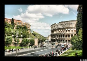 Colosseo by Noirele