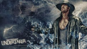 The Undertaker Wallpaper by ChristoSivek