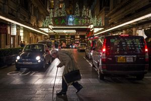 World in a Hurry by Mark-Fisher-Photos