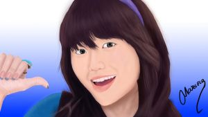 Choi Sooyoung by Dagonia