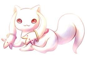 Kyubey by Moshiba
