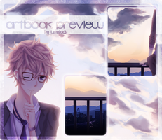 Artbook Preview by Lanahx3