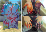 Tie Dye Mess by MaineWicked