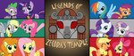 Legends of Zecora's Temple by Death-Driver-5000