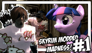Skyrim Modded Madness #1 l Fan-Girls (Episode Pic) by Vendus
