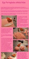 Tutorial - Poring Doll by Mineko-chan