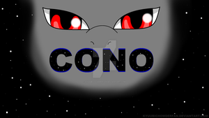 DJ Cono Channel Art by Kyuubichowderfan