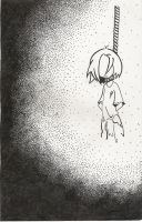Hanging Boy by Running4theSHADOWS