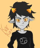 Katkat Homestuck! by fIoL33