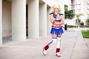 Lollipop Chainsaw: Juliet Starling I by Hikaru-Jan