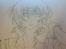 Lelouch-lineart preview- by Belislythindor